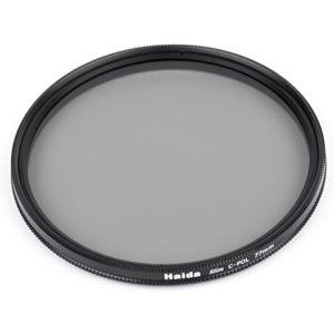 Filtro Haida Circular Polarizado Slim (CPL) 58mm