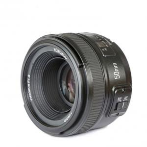 Objetivo Yongnuo YN50mm F1.8N para Nikon