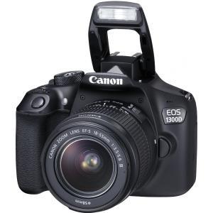 Cámara Réflex Canon EOS 1300D + 18-55mm DC III