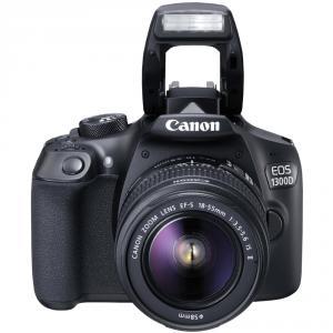 Cámara Réflex Canon EOS 1300D + 18-55mm IS