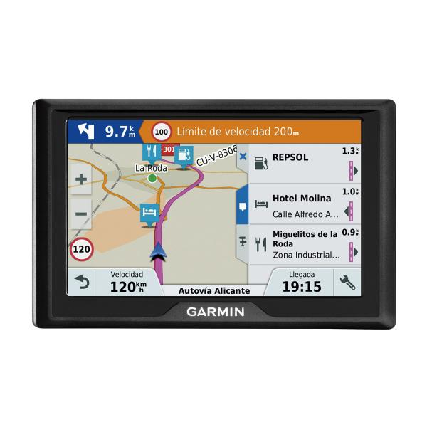 gps garmin drive 40 lm europa del sur. Black Bedroom Furniture Sets. Home Design Ideas
