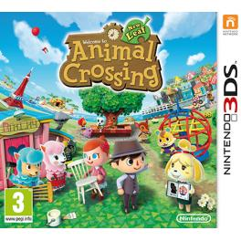 Juego Nintendo 3ds Animal Crossing