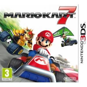 Juego Nintendo 3DS Mario Kart 7