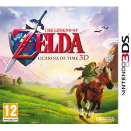 Juego Nintendo 3ds The Legend Of Zelda Ocarina Of Time