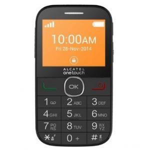 Alcatel One Touch 2004C Negro