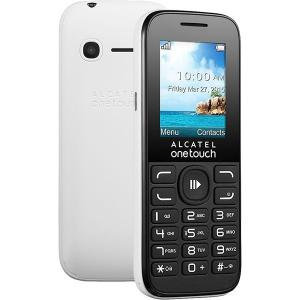 Alcatel One Touch 1052D Blanco