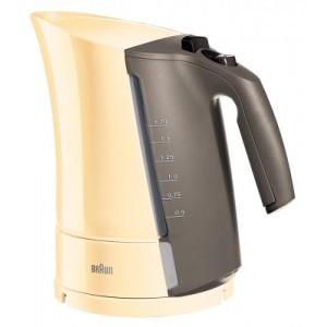 Hervidor de agua Braun WK300 crema