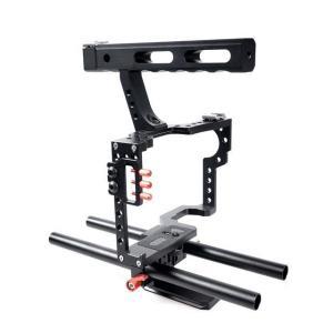 Jaula para cámara de aluminio Commlite CS-V5