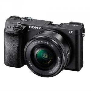 Sony Alpha ILCE 6300 + 16-50mm f3.5-5.6