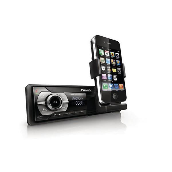 Radio para coche Philips CMD310