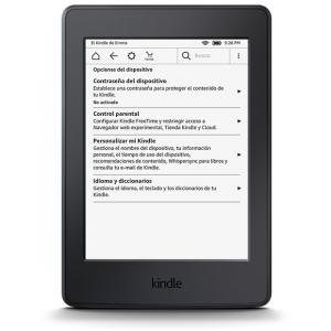 Kindle Paperwhite Negro