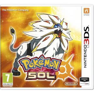 Juego Nintendo 3DS Pokémon Sol
