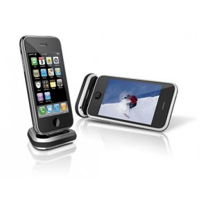 Cargador Philips para Iphone y Ipod DLA47000