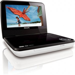 DVD portatil Philips PD7030