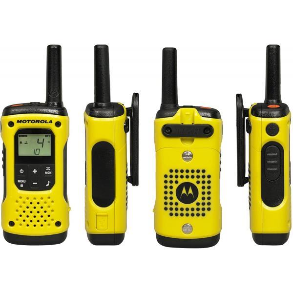 Walkie talkie motorola tlkr t92 h2o - Oreillette talkie walkie motorola ...