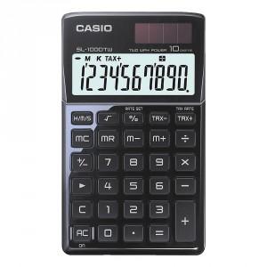 Calculadora Casio SL1000TW negro