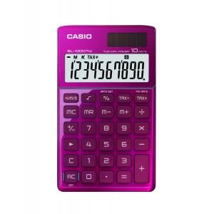 Calculadora Casio SL1000TW rosa