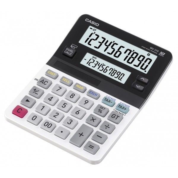 Calculadora Casio MV-210