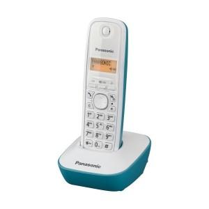 Teléfono inalámbrico Panasonic KX-TG1611 Caribe