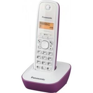 Teléfono inalámbrico Panasonic KX-TG1611 Púrpura