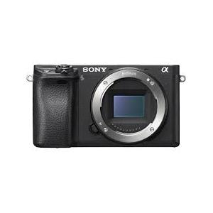 Sony Alpha ILCE-6300 Cuerpo