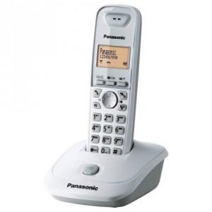 Teléfono inalámbrico Panasonic KX-TG2511 Blanco