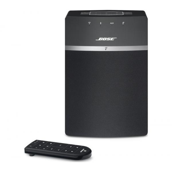altavoz bose soundtouch 10 negro. Black Bedroom Furniture Sets. Home Design Ideas