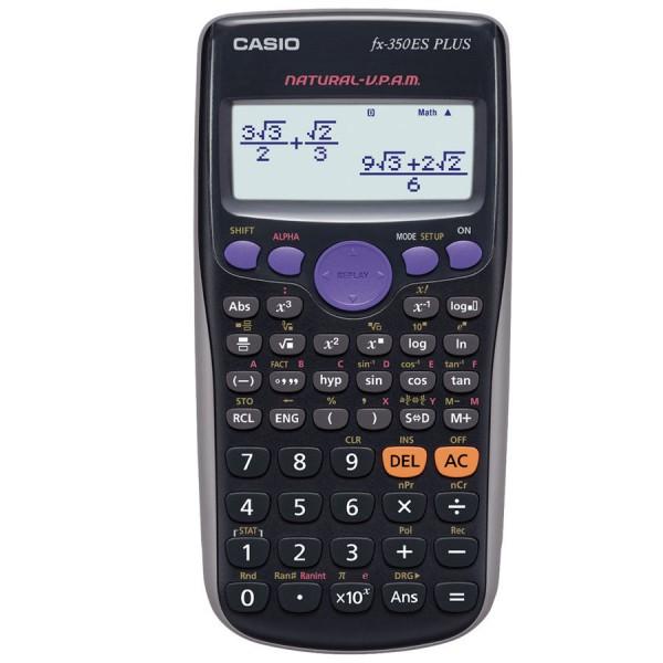 Calculadora Casio FX-350ES Plus