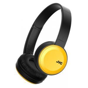 Cascos JVC HA-S30BT amarillos