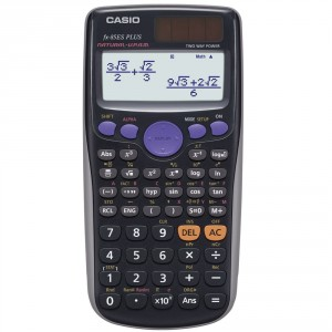 Calculadora Casio FX-85ES Plus