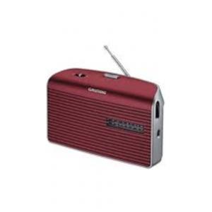 Radio Grundig Music 60 rojo
