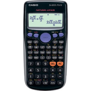Calculadora Casio FX-82ES Plus