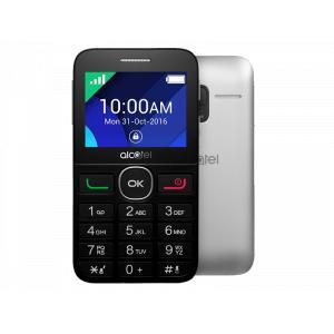 Teléfono movil Alcatel 2008G Metal Silver