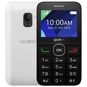 Teléfono móvil Alcatel 2008G blanco