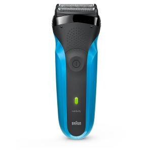 Afeitadora eléctrica Braun 3010BT 3 en 1 Wet & Dry