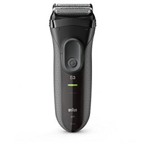 Afeitadora eléctrica Braun 3000 BT 3 en 1 Wet & Dry