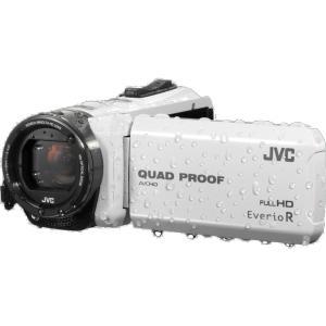Videocámara JVC GZ-R415 Blanca