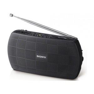 Radio Sony SRF18 Negro