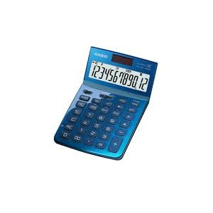 Calculadora Casio JW200TW azul