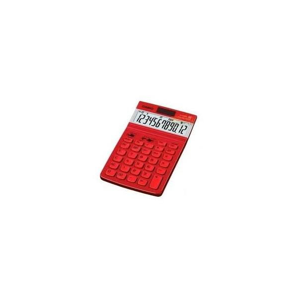 Calculadora Casio JW210TW rojo