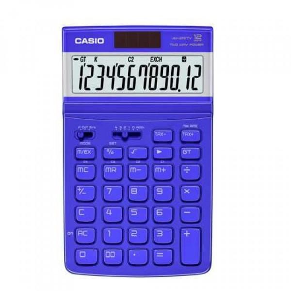 Calculadora Casio JW210TW azul