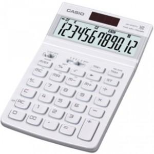 Calculadora Casio JW210TW blanco