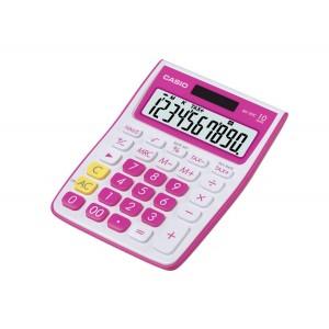 Calculadora Casio MS-10VC rosa