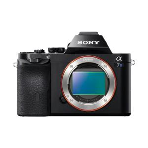 Sony Alpha ILCE 7S CUERPO