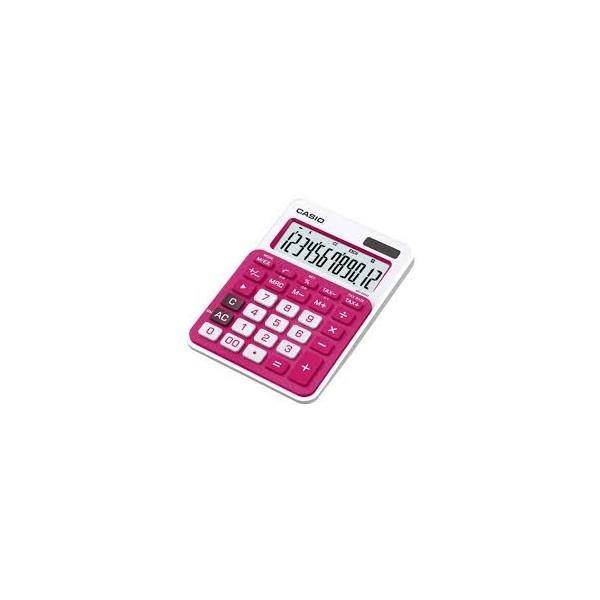 Calculadora Casio MS-20NC rosa