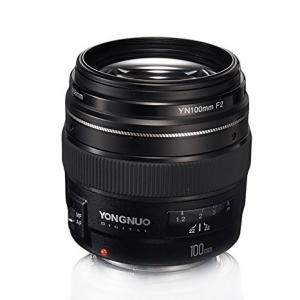 Yongnuo EF 100mm f/2 para Canon