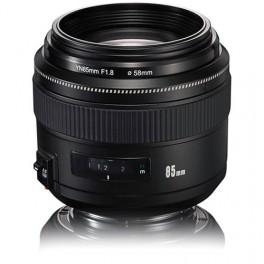 Yongnuo YN 85MM F1.8 para Canon