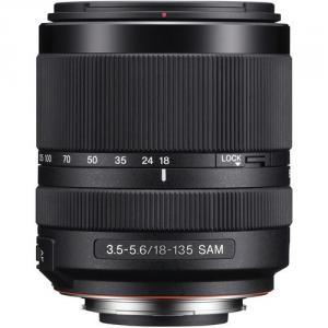 Objetivo Sony DT 18–135 mm F3,5–5,6 SAM