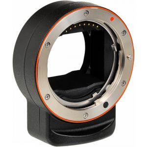 Adaptador montura Sony tipo A para cámaras con montura tipo E modelo LA-EA3