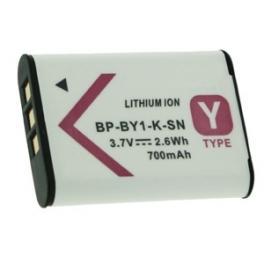 Batería Ultrapix NP-BY1 para Sony